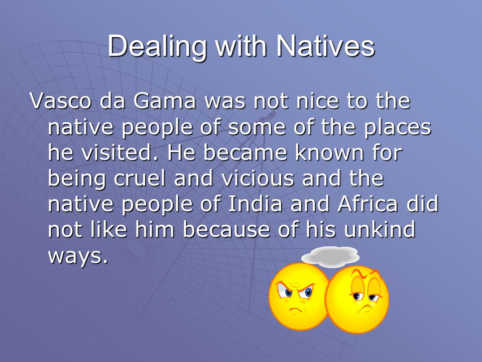 Dealing with Natives