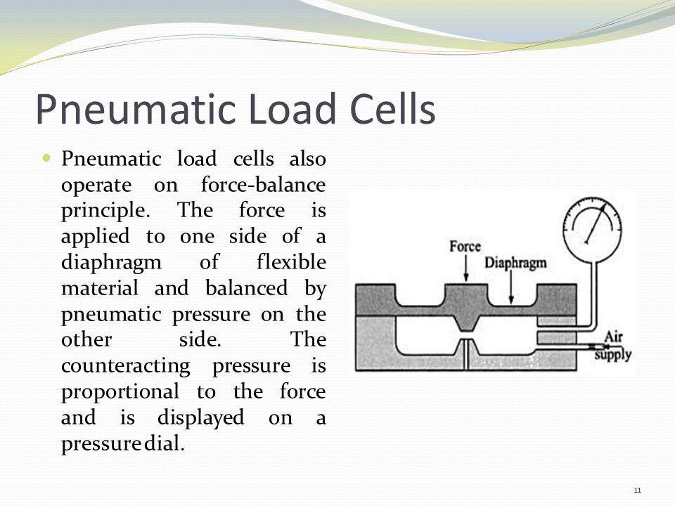 Pneumatic Load Cells
