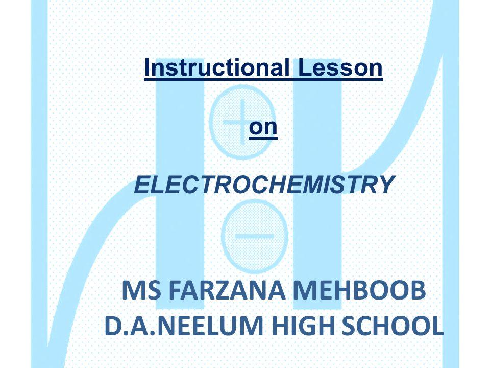 MS FARZANA MEHBOOB D.A.NEELUM HIGH SCHOOL