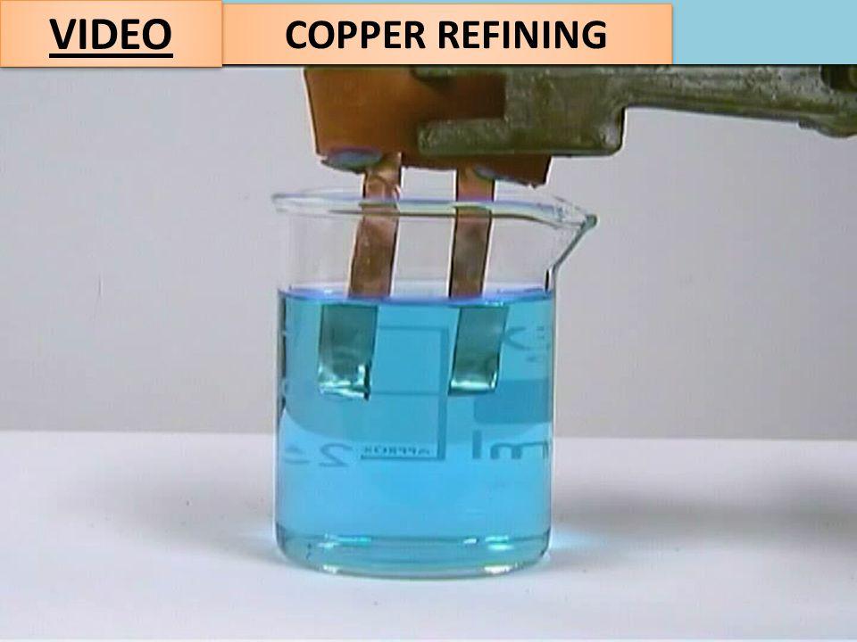 VIDEO COPPER REFINING