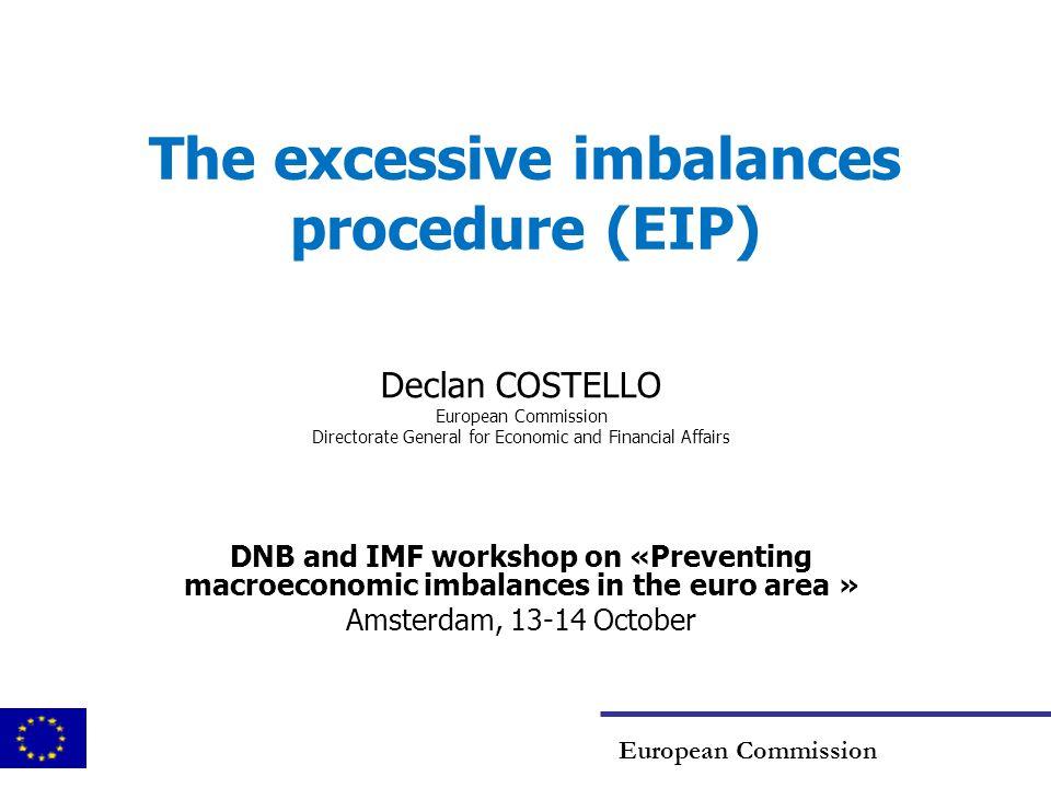 The excessive imbalances procedure (EIP)