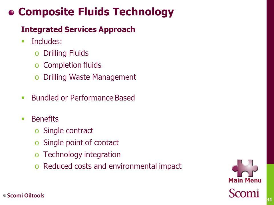 Composite Fluids Technology
