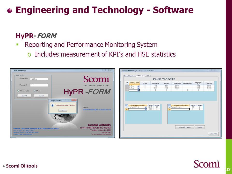 Engineering and Technology - Software