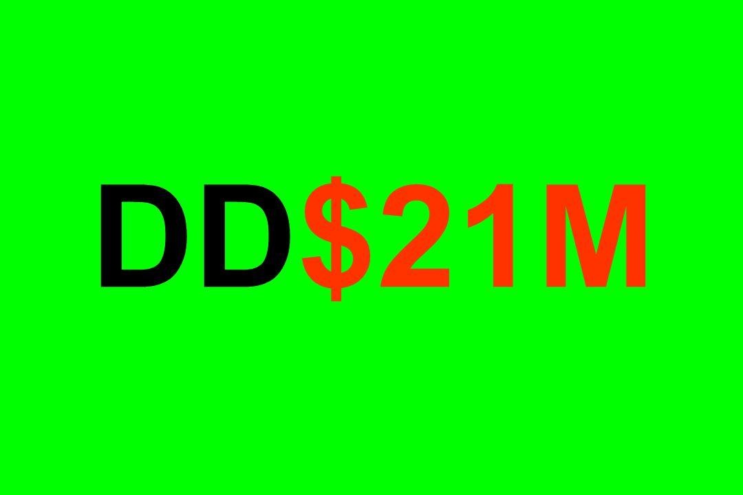 DD$21M