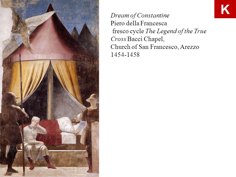 K Dream of Constantine.