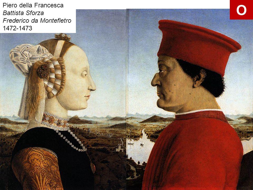 Piero della Francesca Battista Sforza Frederico da Montefletro 1472-1473