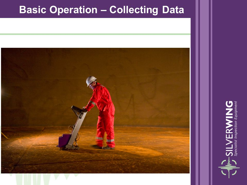 Basic Operation – Collecting Data