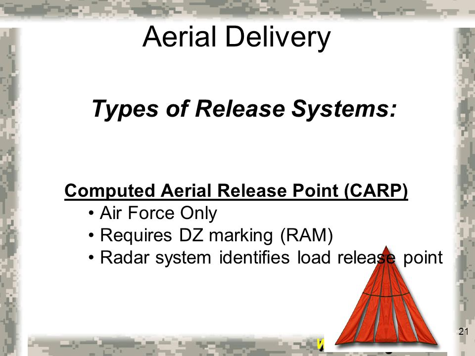 Types of Release Systems: