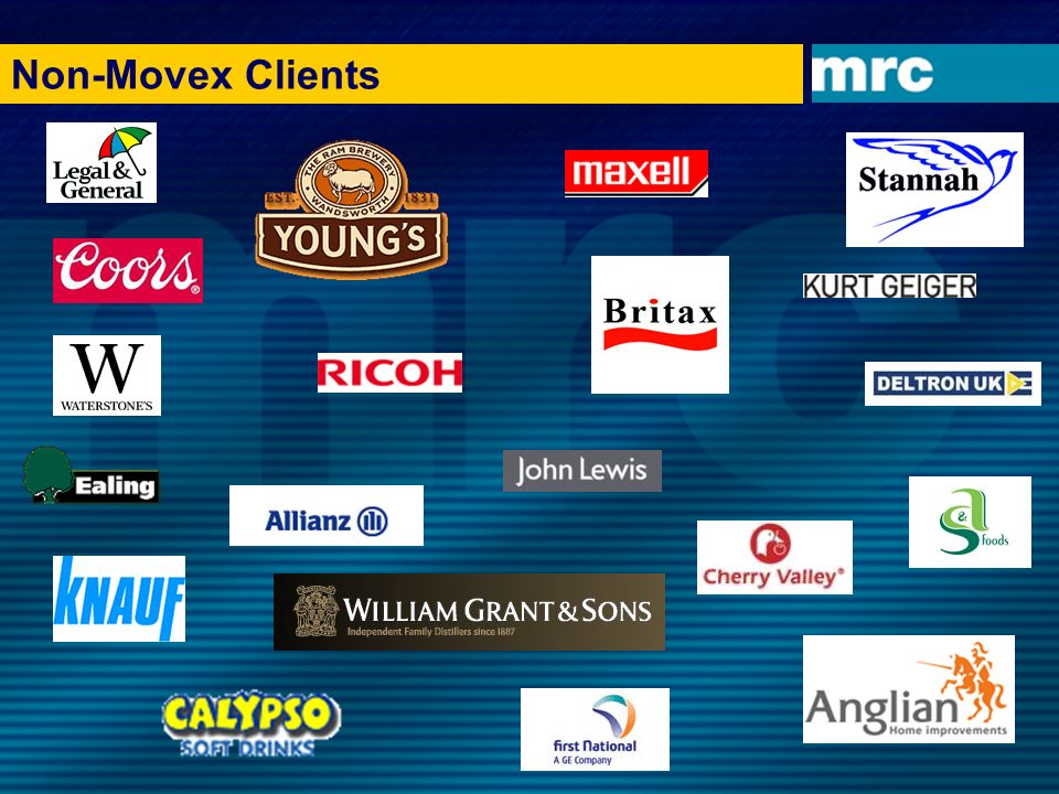 Non-Movex Clients ipf