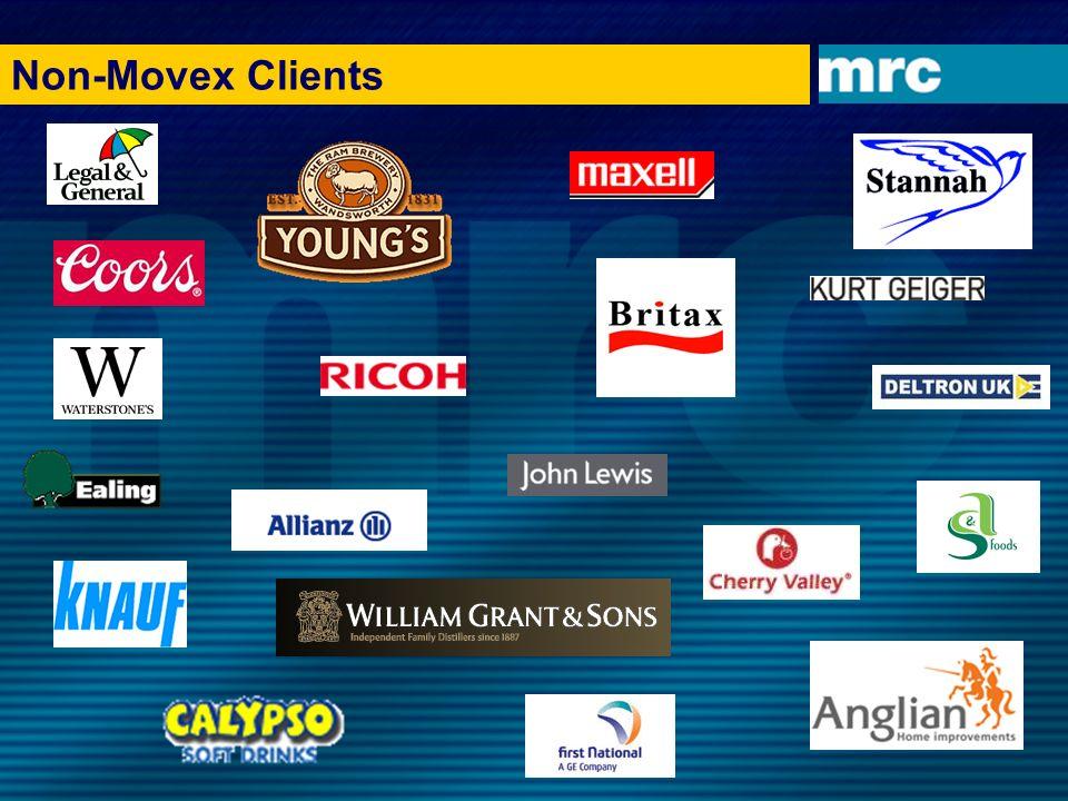 Non-Movex Clients ipf