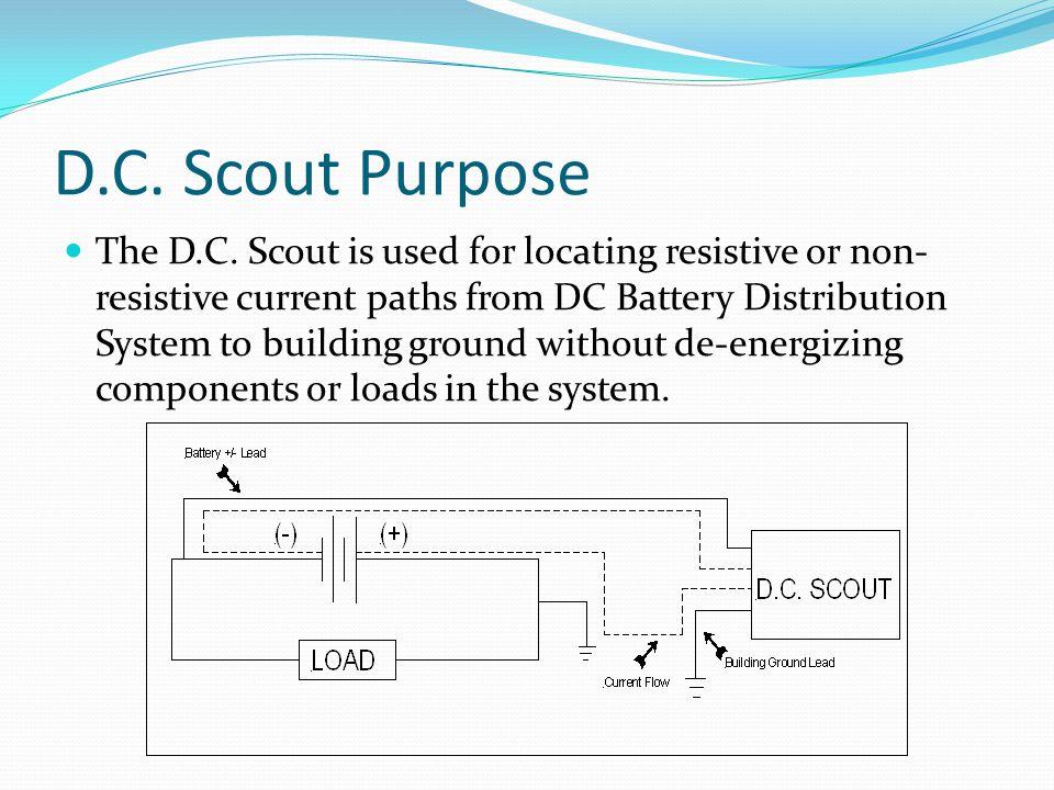 D.C. Scout Purpose