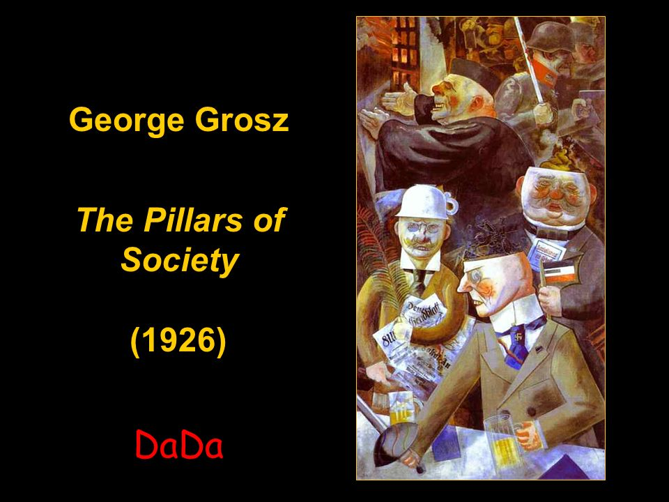 The Pillars of Society (1926)
