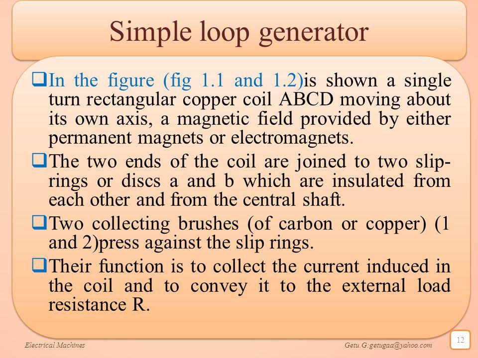 Simple loop generator