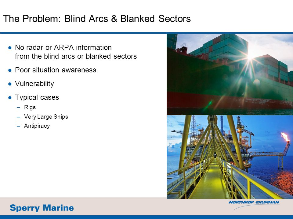 The Problem: Blind Arcs & Blanked Sectors