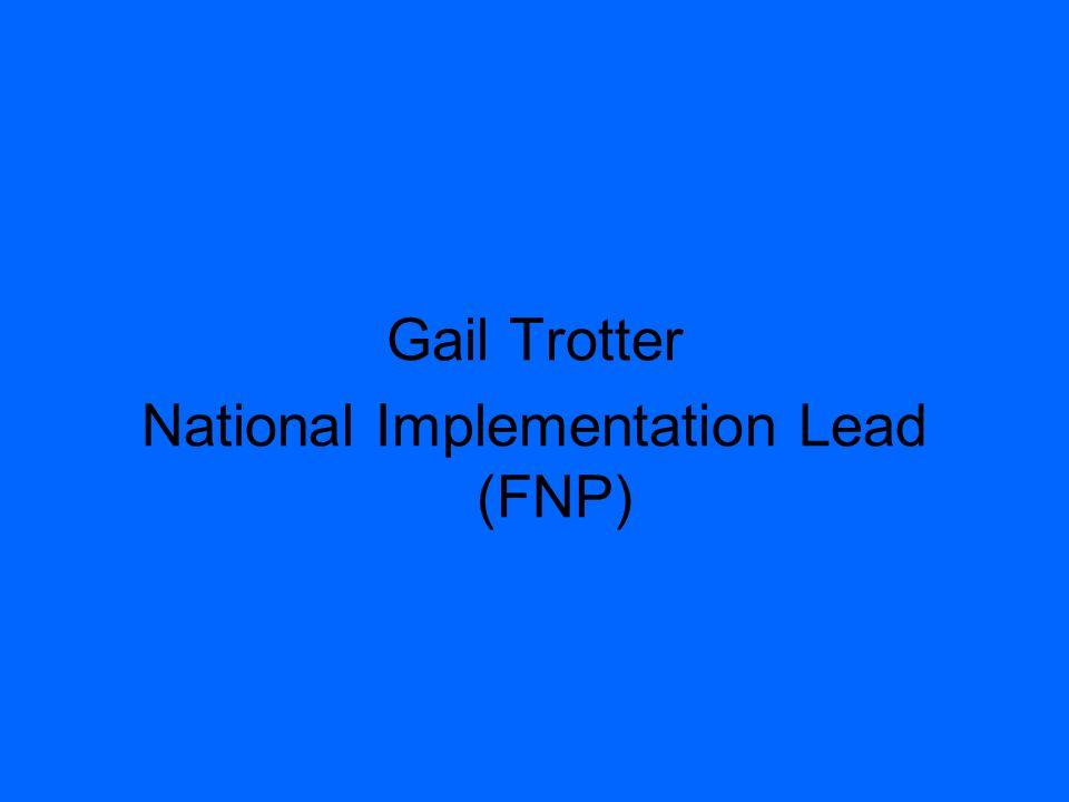 National Implementation Lead (FNP)