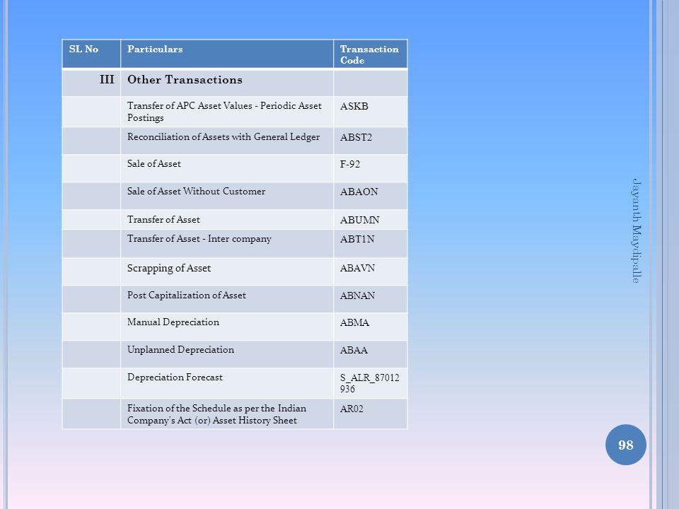 PMC-Sierra.,SAP GL Presentation