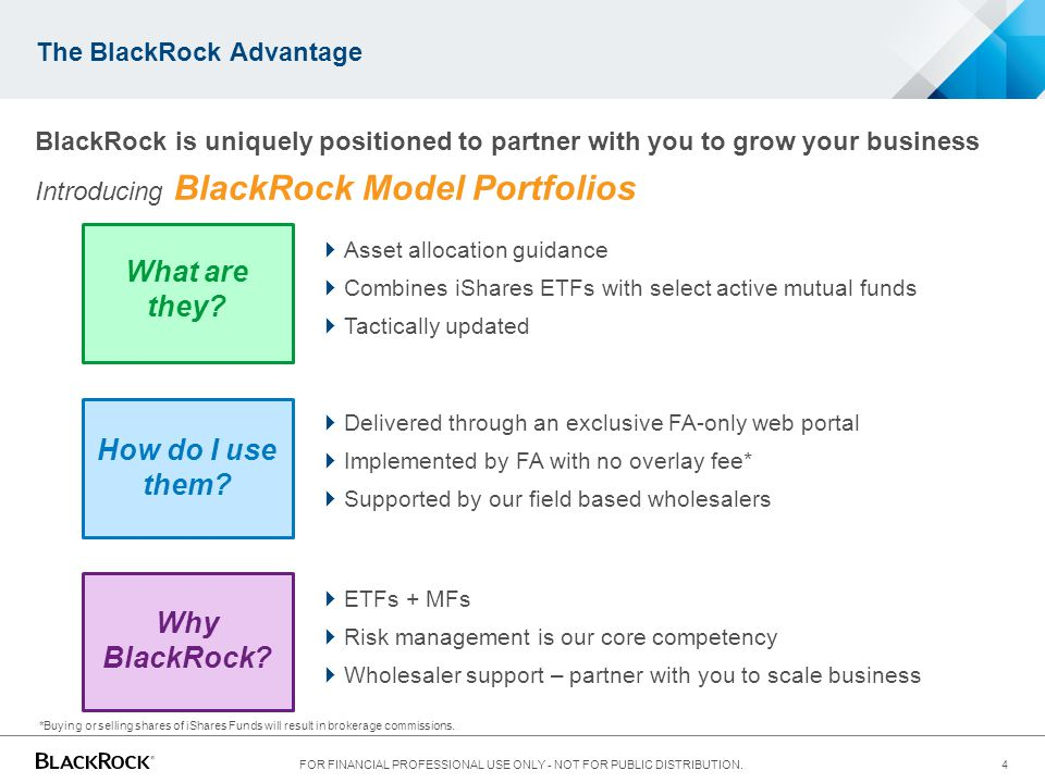 The BlackRock Advantage