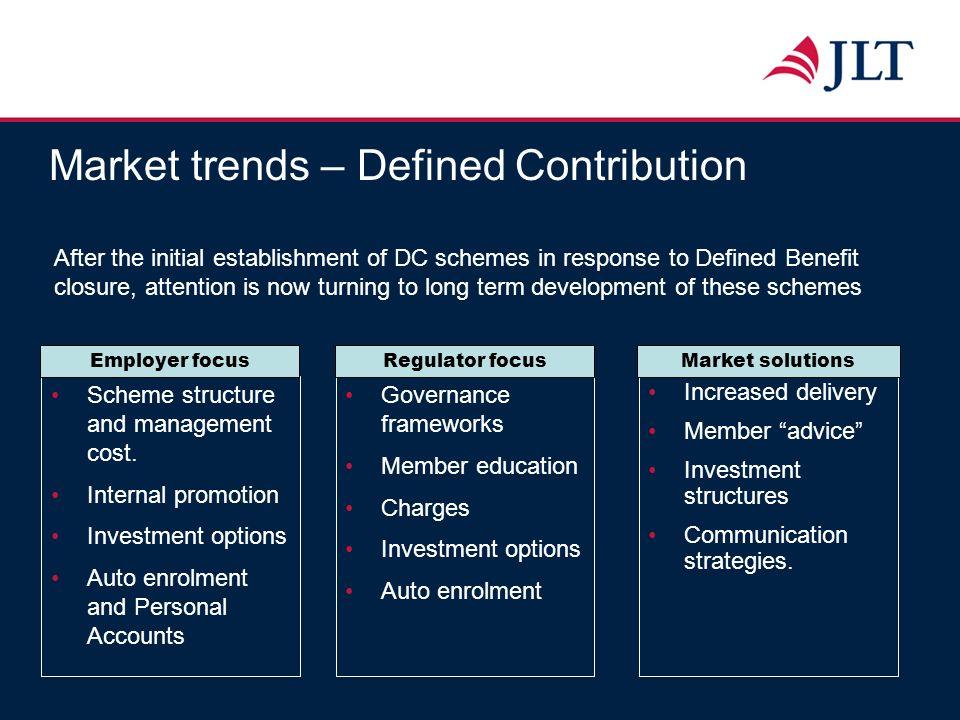 JLT Asia Historically major P&C activities