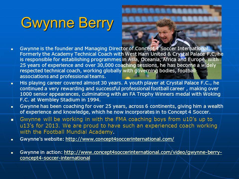 Gwynne Berry