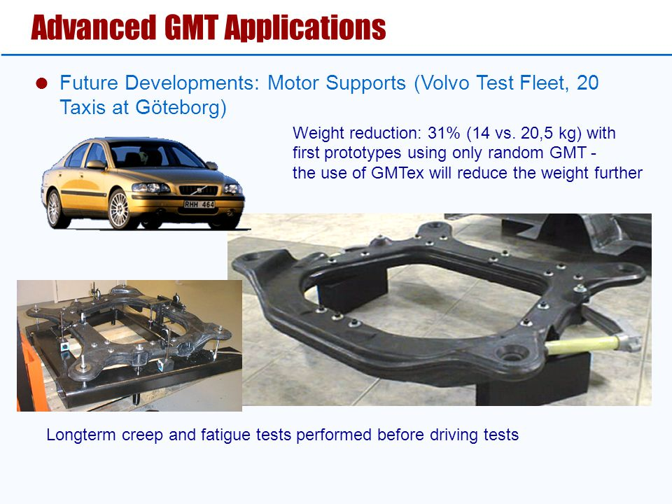 Advanced GMT Applications