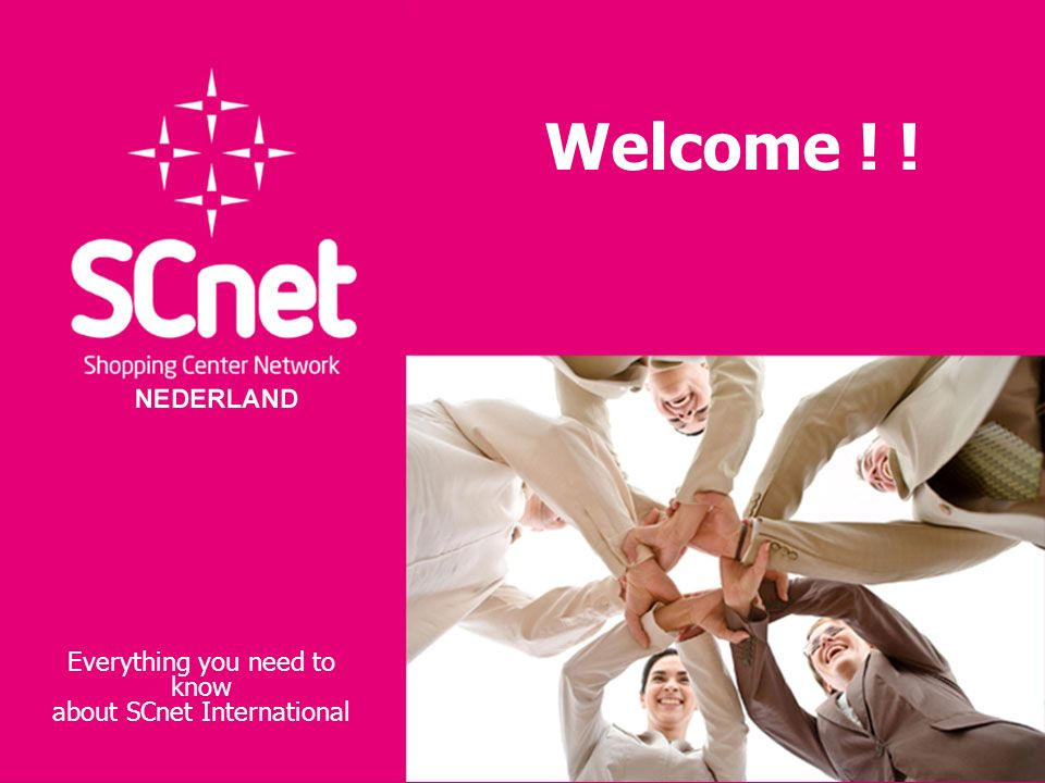 Everything you need to know about SCnet International