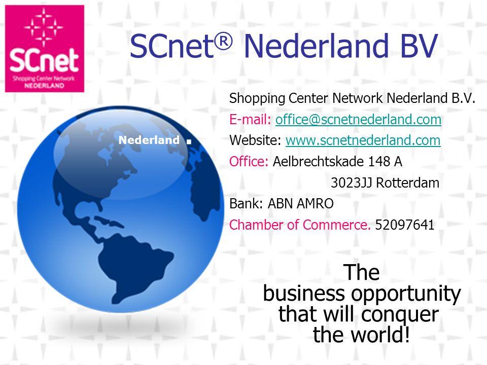 SCnet® Nederland BV