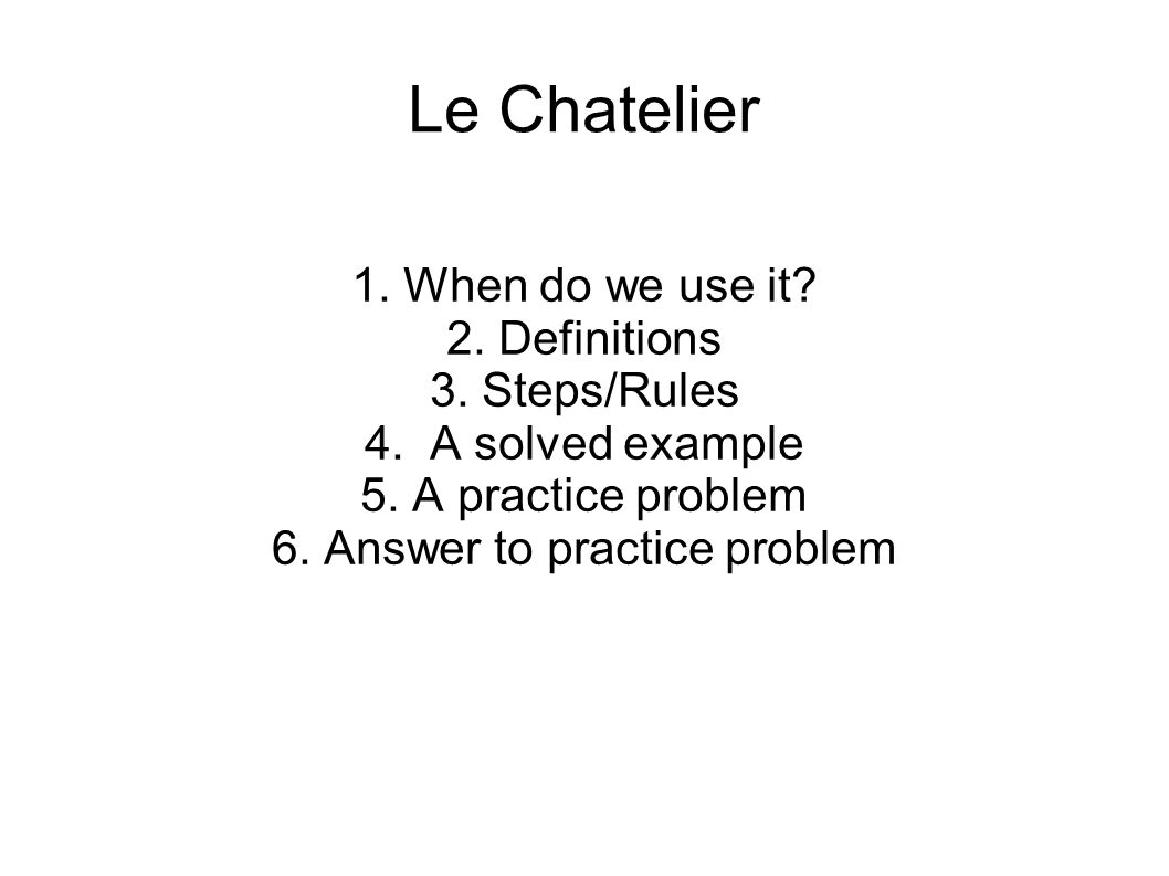 6. Answer to practice problem