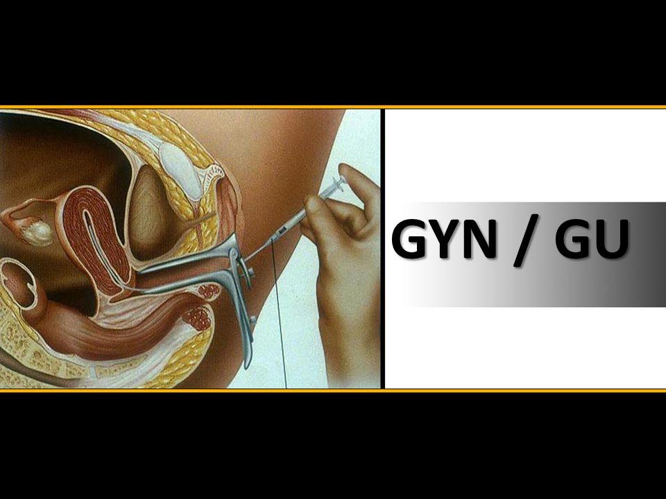 GYN / GU
