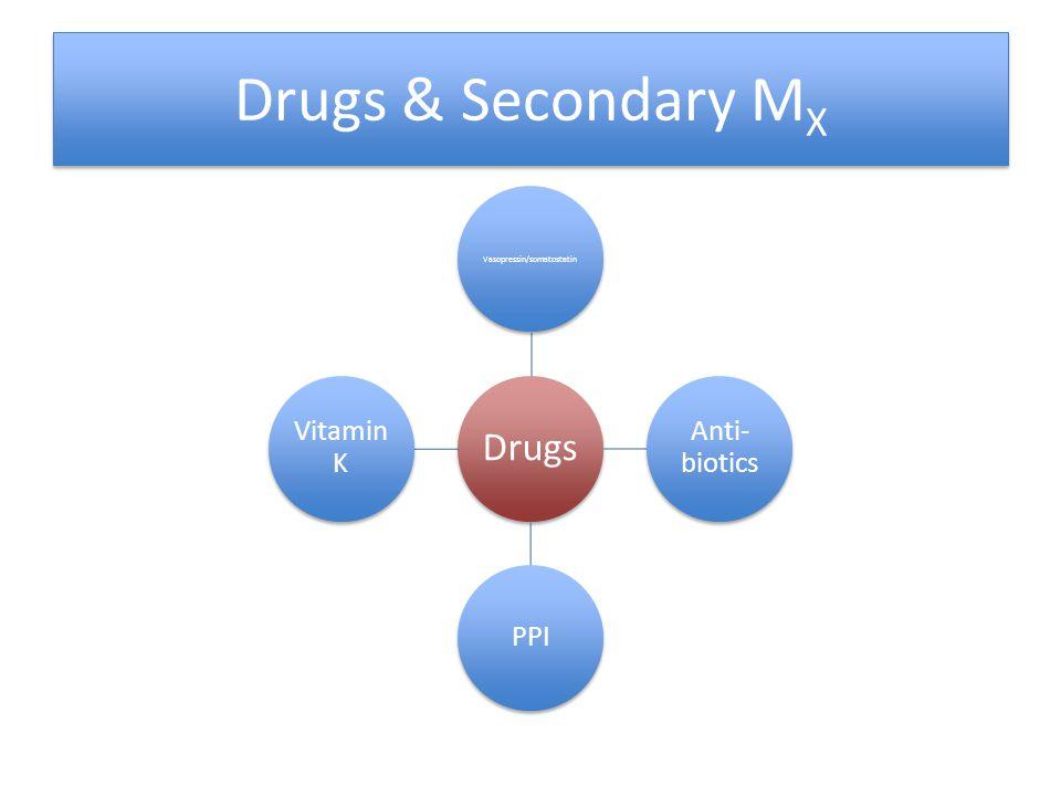 Vasopressin/somatostatin