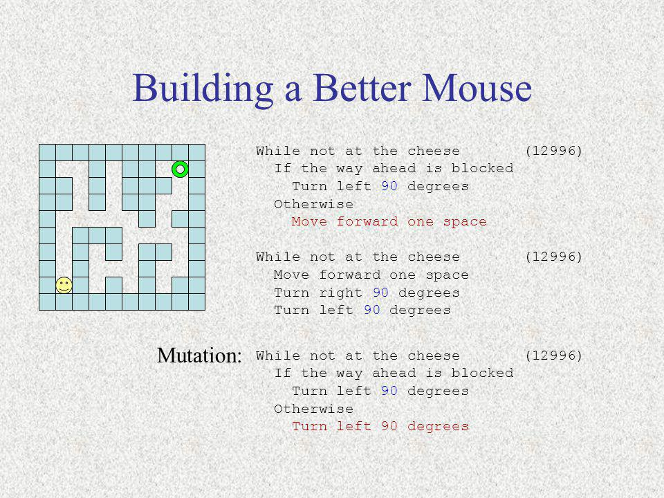 Building a Better Mouse