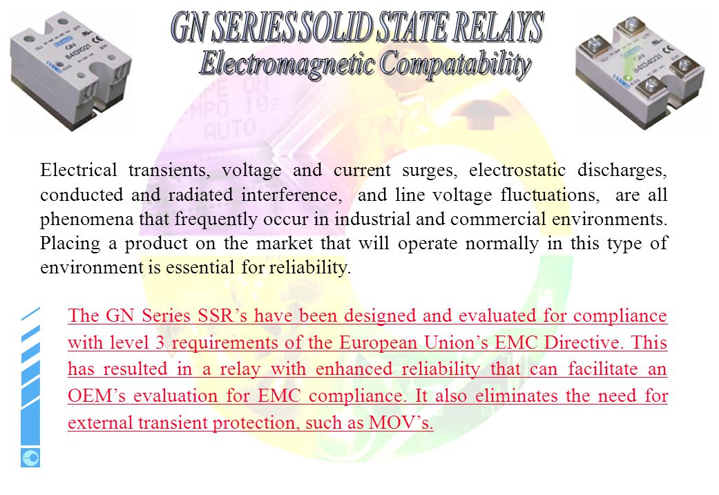 Electromagnetic Compatability