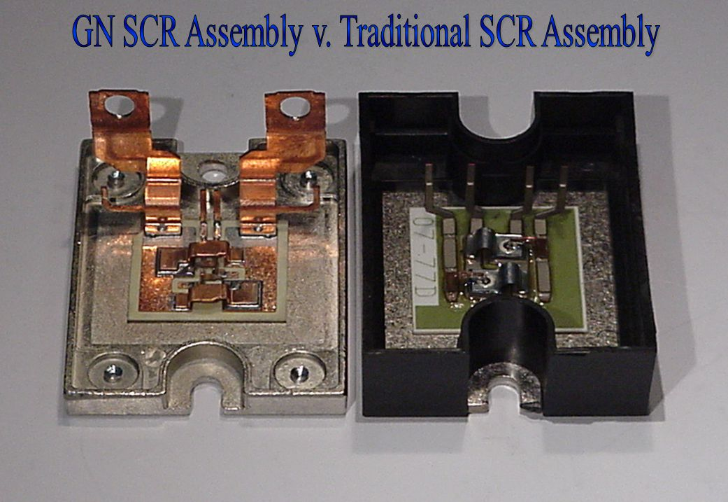 GN SCR Assembly v. Traditional SCR Assembly