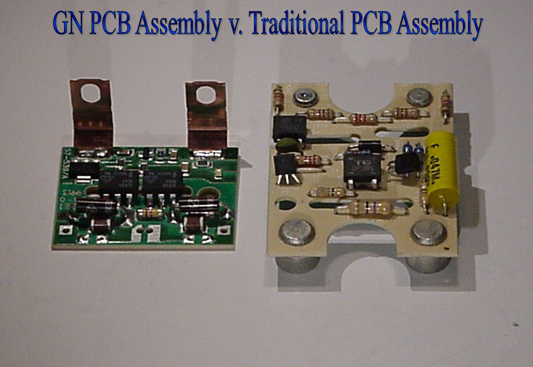 GN PCB Assembly v. Traditional PCB Assembly