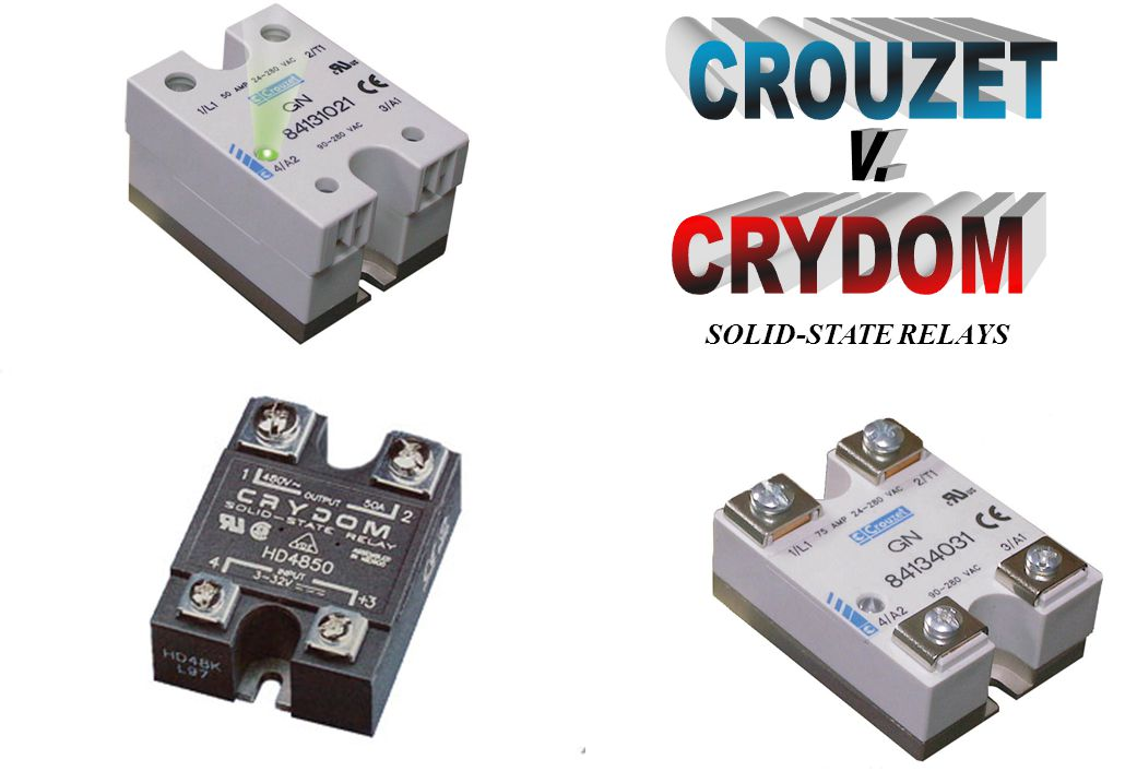 CROUZET V. CRYDOM SOLID-STATE RELAYS