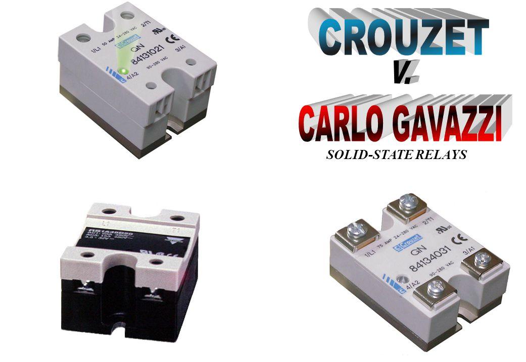 CROUZET V. CARLO GAVAZZI SOLID-STATE RELAYS