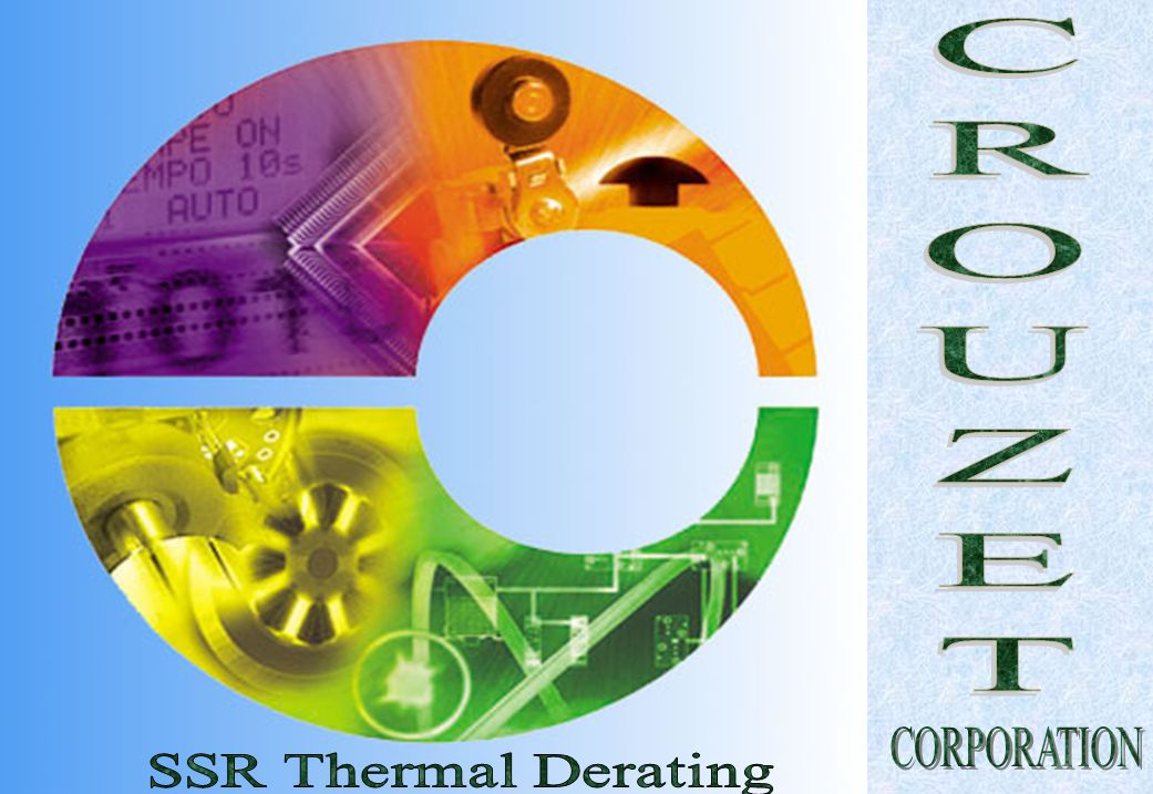 CROUZET CORPORATION SSR Thermal Derating