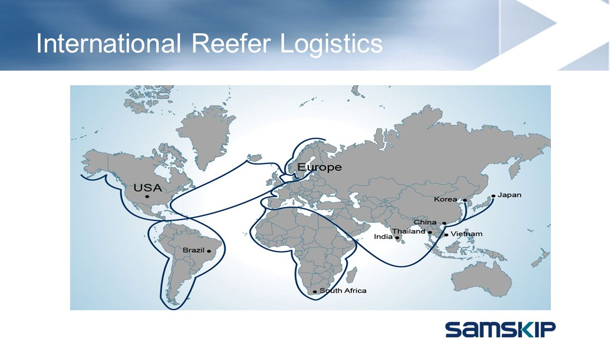 International Reefer Logistics