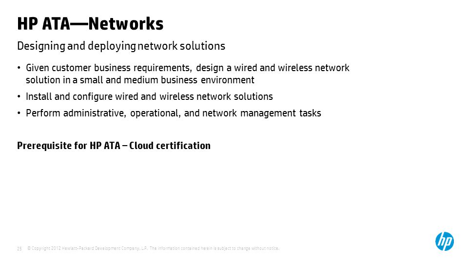 Designing and deploying network solutions
