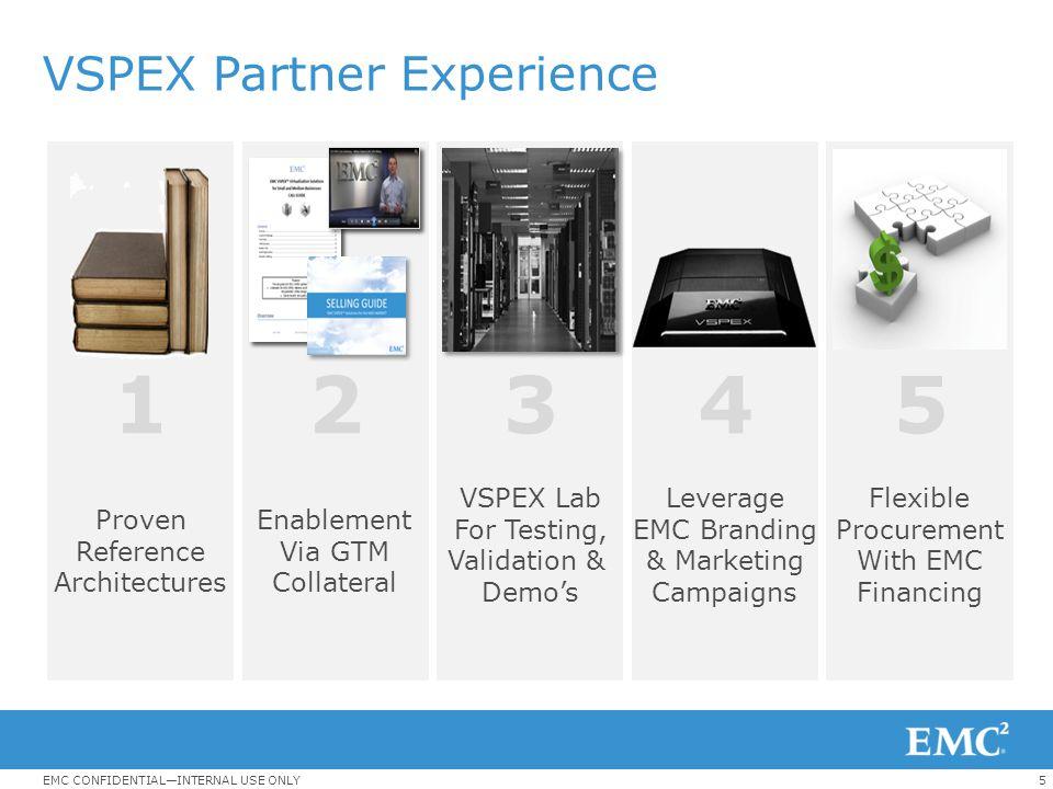 VSPEX Partner Experience