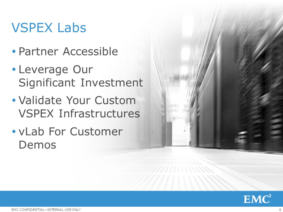 VSPEX Labs Partner Accessible Leverage Our Significant Investment