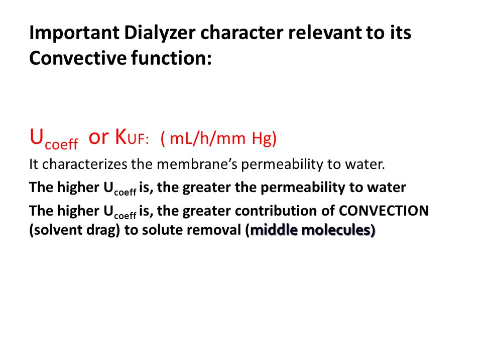 Important Dialyzer character relevant to its Convective function: