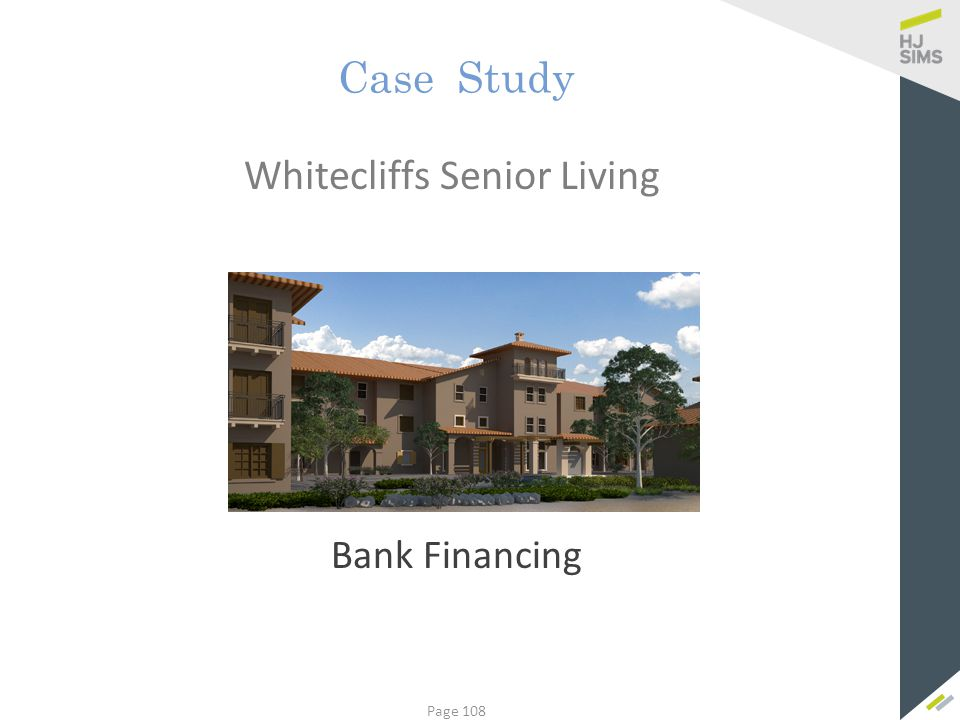 White Cliffs Senior Living