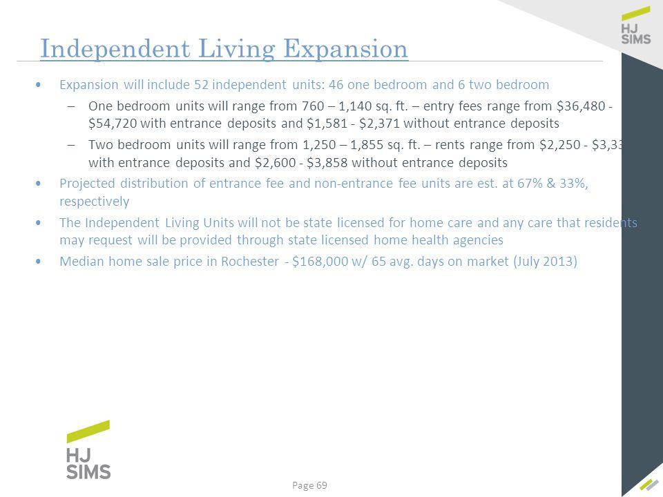 Skilled Nursing - TCU Expansion