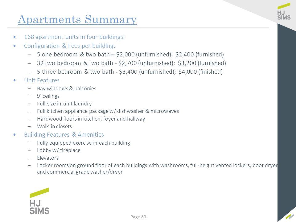 Eagle Crest Apartments- Overview