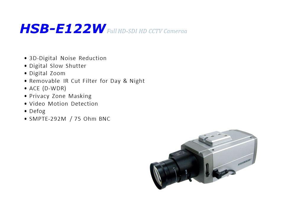 HSB-E122W Full HD-SDI HD CCTV Cameraa