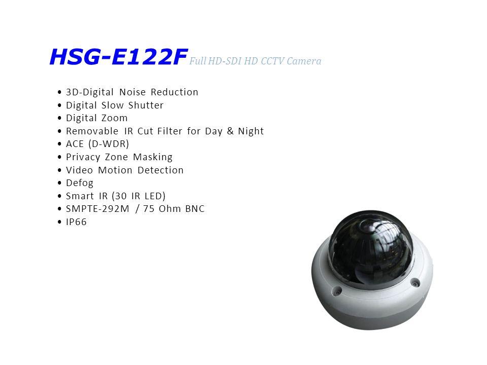 HSG-E122F Full HD-SDI HD CCTV Camera