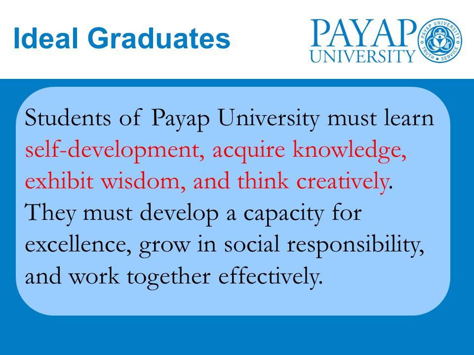 Ideal Graduates