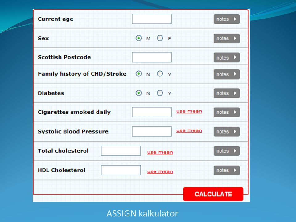 ASSIGN kalkulator