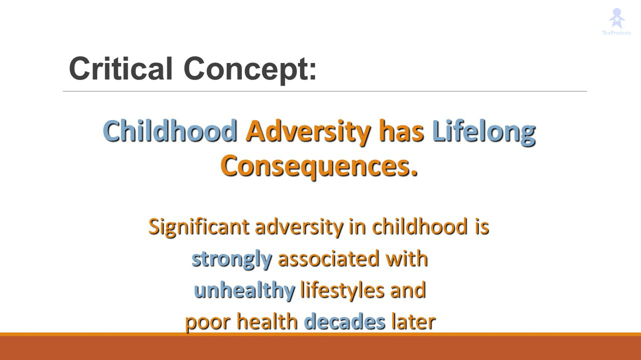 Critical Concept: strongly associated with unhealthy lifestyles and