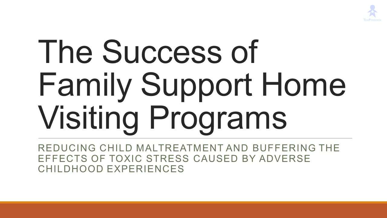 The Success of Family Support Home Visiting Programs